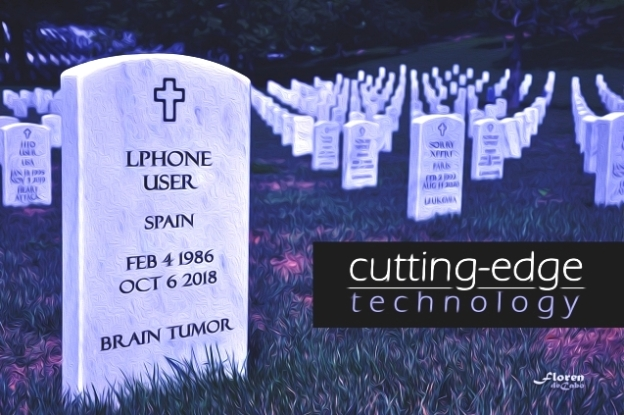 Cutting Edge Technology © Floren de Cabo
