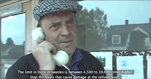 Landline in Hassela, by Bie Erenurm, starring John-Erik Leth